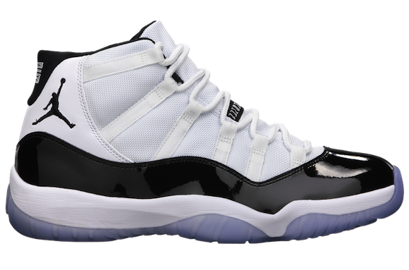 Buty Nike AIR JORDAN 11 RETRO: THE ICON RETURNS – Sportowa